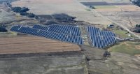 Alfred 10MW Solar Project – a joint venture with Canadian Solar Inc. Completed in 2015. Located near Alfred, ON.