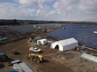 Burritt's Rapids 7MW Solar Project – a joint venture with Canadian Solar Inc. Completed in 2015. Located near Kemptville, ON.