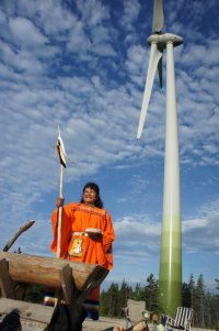 M'Chigeeng First Nation – 4MW wind farm, located on Band lands on Manitoulin Island, ON. Completed by 3G in 2012. 3G acted as advisor to M'Chigeeng First Nation. Scope of work included contact acquisition, permitting, financing under the Ontario loan guarantee program, equipment purchasing, construction and 4 years of O&M responsibilities. Project is 100% owned by the M'Chigeeng First Nation.